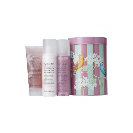 Coffret Beauté Favorite Florals - Sanctuary Spa