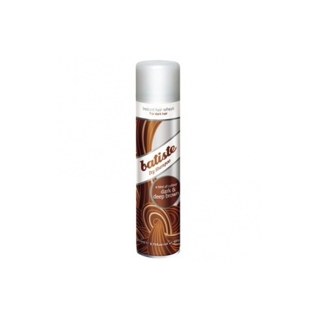 Shampooing Sec - Batiste Dark & Deep Brown 200 ML