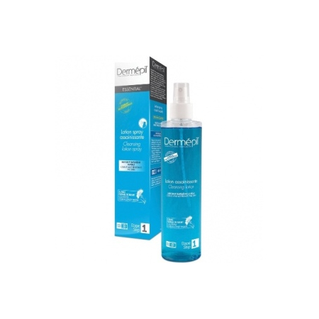 Lotion Spray Assainissante 250 ML - Dermépil
