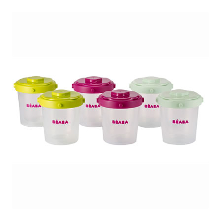 6 portions Clip 200 ml