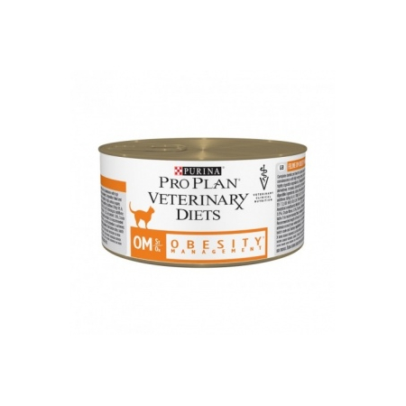 Veterinary Diets Feline Obesity 24 boîtes x 195 g chat