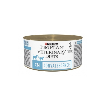 Veterinary Diets Convalescence Chat Chien 24 boîtes x 195 g chat