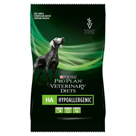 Veterinary Diets Canine Hypoallergenique 11 kg Croquettes chien