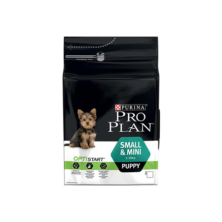 Pro Plan Dog Small & Mini Puppy 3 kg Croquettes chien OPTISTART