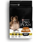 Pro Plan Dog All Size Light Sterilised Poulet 3 kg Croquettes chien OPTIWEIGHT