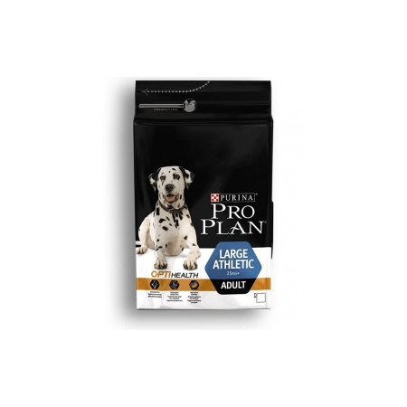 Pro Plan Dog Large Athletic 14 kg Croquettes chien OPTIHEALTH - Purina
