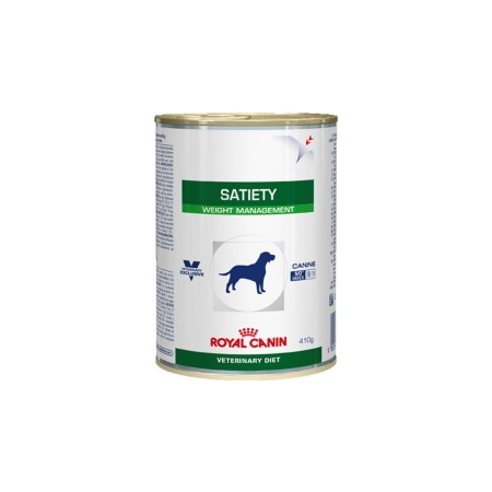 Aliment humide Royal Canin Veterinary Diet Dog Satiety Support 12 x 195 g pour chien