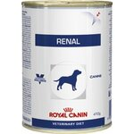 Aliment humide Royal Canin Veterinary Diet Dog Renal 12 x 410 g pour chien