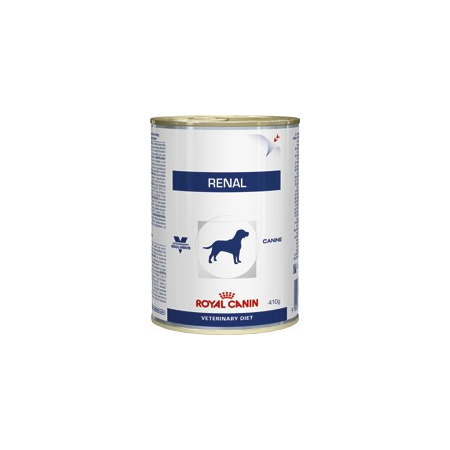 Aliment humide Royal Canin Veterinary Diet Dog Renal 12 x 410 g pour chien - Royal Canin