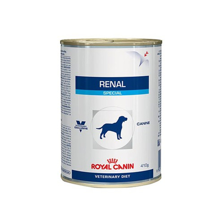 Aliment humide Royal Canin Veterinary Diet Dog Renal Special 12 x 410 g pour chien
