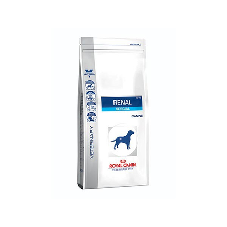 Croquettes Royal Canin Veterinary Diet Dog Renal Special sac 2 kg pour chien