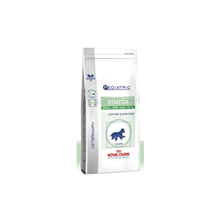 Croquettes Royal Canin Vet Care Nutrition Pediatric Starter Small Dog sac 1.5 kg chien et chiot
