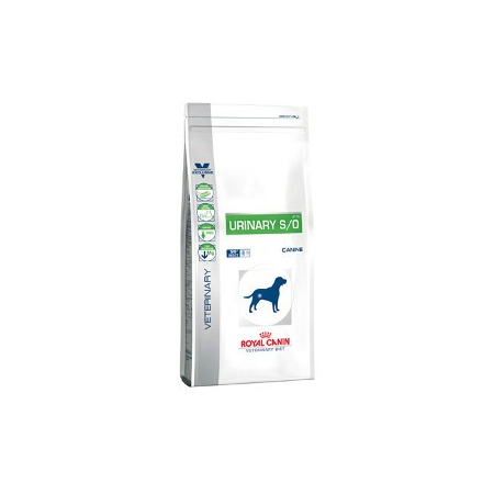 Croquettes Royal Canin Veterinary Diet Dog Urinary LP18 sac 7.5 kg pour chien