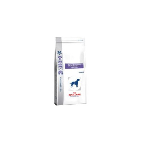 Croquette Royal Canin Veterinary Diet Dog Sensitivity Control SC21 sac 1.5 kg pour chien