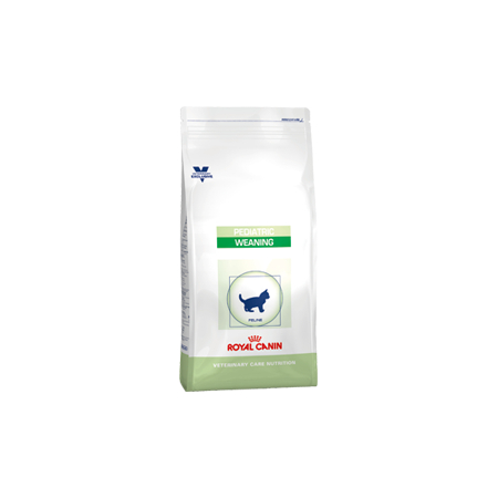 Croquettes Royal Canin Vet Care Nutrition Cat Pediatric Weaning sac 400 g pour chaton