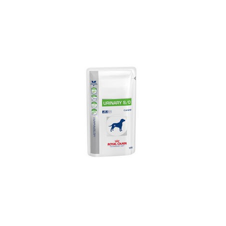 Croquettes Royal Canin Veterinary Diet Dog Urinary 10 x 150 g pour chien