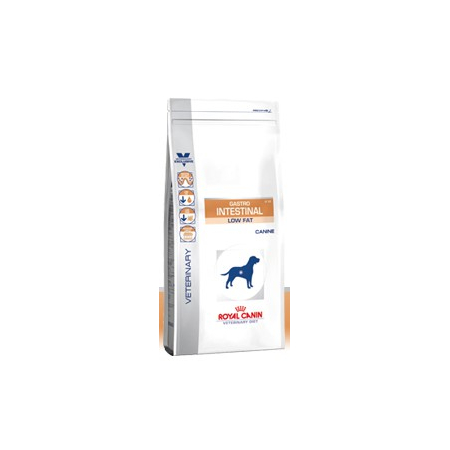 Croquettes Royal Canin Veterinary Diet Dog Gastro Intestinal Low Fat LF22 sac 6 kg pour chien