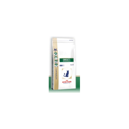 Croquettes Royal Canin Veterinary Diet Cat Obesity DP42 sac 400 g pour chat