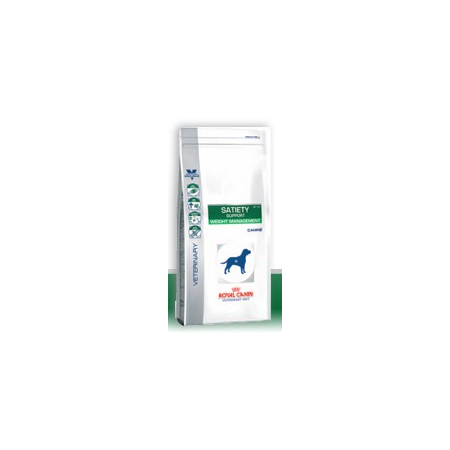 Croquettes Royal Canin Veterinary Diet Dog Satiety Support SAT30 sac 1.5 kg pour chien