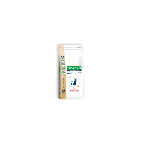 Croquettes Royal Canin Veterinary Diet Cat Urinary High Dilution UHD34 12 x 400 g pour chat - Royal Canin