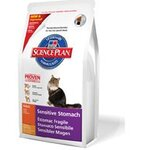Science Plan Feline Adult Sensitive Stomach Poulet 1,5 kg Croquettes chat
