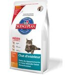 Science Plan Feline Adult Chat d'interieur Poulet 1,5 kg croquettes chat
