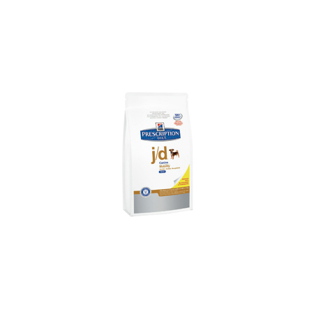Prescription Diet Canine J/D MINI 5 kg articulation croquettes chien - Hill's Pet Nutrition