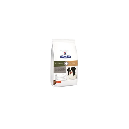 Prescription Diet Canine Metabolic + Mobility 4 kg - Hill's Pet Nutrition