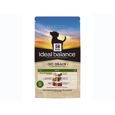 Ideal Balance Canine Adult No Grain 2 kg Croquettes chien