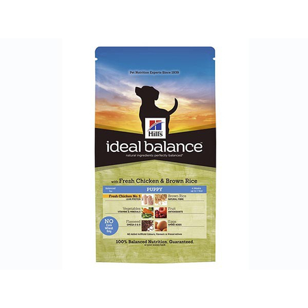 Ideal Balance Canine Puppy Poulet & Riz 2 kg Croquettes chiot - Hill's Pet Nutrition