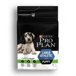Croquettes Pro Plan Optistart Large Athletic Puppy sac 12 kg pour chiot