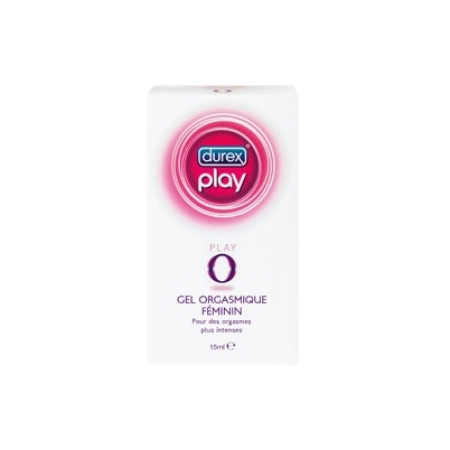 Gel Orgasmique Durex Play O 15ml