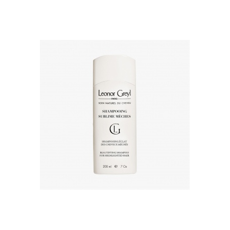 Shampooing Sublime Mèches 200 ml - Leonor Greyl