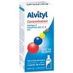 Alvityl Concentration solution buvable pour la concentration - 150 ml