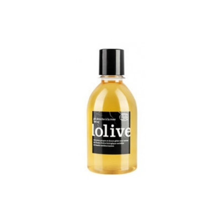 Gel douche à la rose LOLIVE Bio 30ml