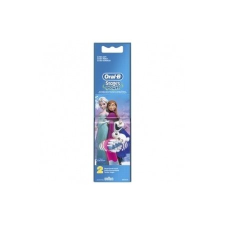 Brossettes Stages Power x2 - Reine des Neiges - Oral-b
