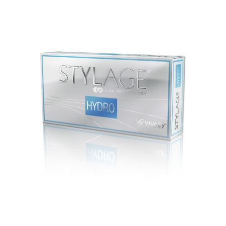 Stylage Hydro Gel de comblement anti-rides - 1 x 1 ml - Vivacy