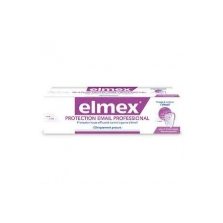Dentifrice Protection érosion - 75 ml
