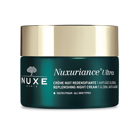Nuxuriance Ultra - Crème de nuit redensfiante anti-âge global - 50 m - Nuxe