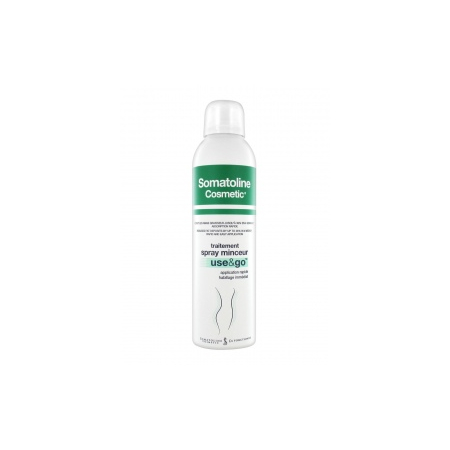 Use & Go Spray minceur - 200 ml - Somatoline Cosmetic