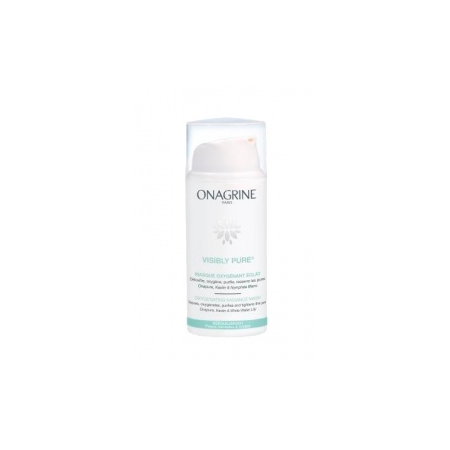 Visibly Pure Masque oxygénant - 30 ml