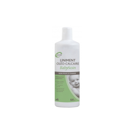 Liniment oléo-calcaire BabySoin - 500 ml - Cooper