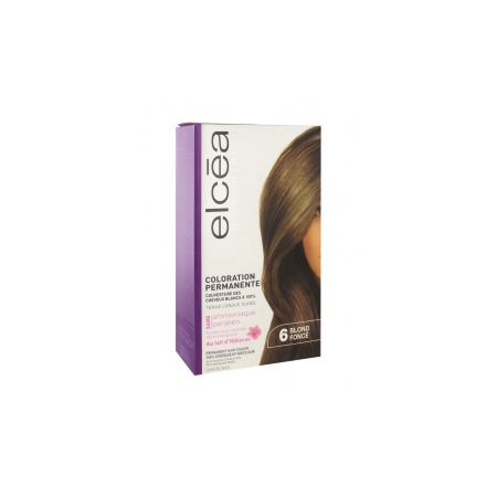 Coloration permanente Blond foncé 6