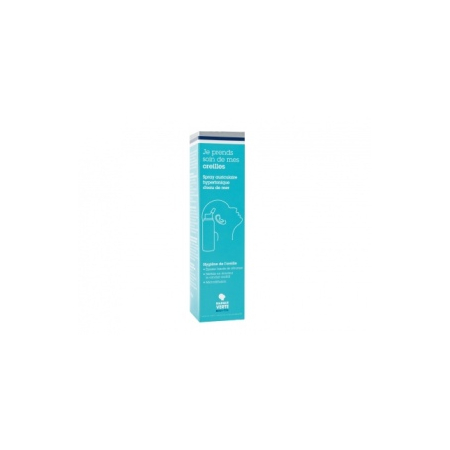 Spray auriculaire hypertonique - 50 ml