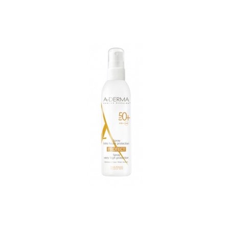 Protect - Spray très haute protection SPF50+ - 200 ml - A-Derma