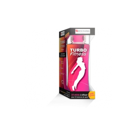 Turbo Fitness minceur - 15 sticks à diluer