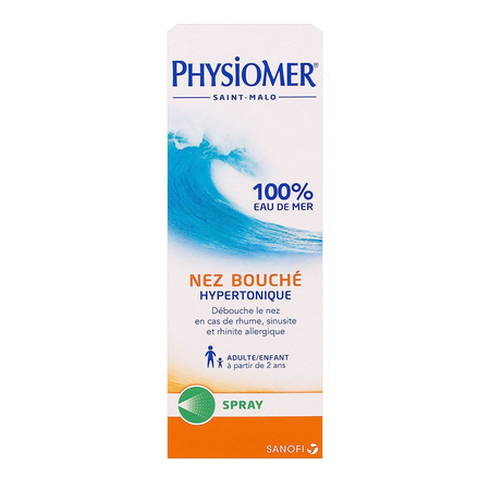 Physiomer - Spray hypertonique - 135 ml