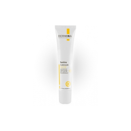 Sunlina Fluide solaire SPF30 - 40 ml