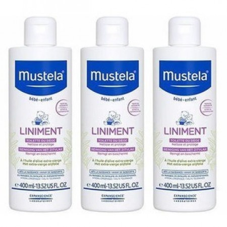 Liniment - Lot de 3 x 400 ml - Mustela