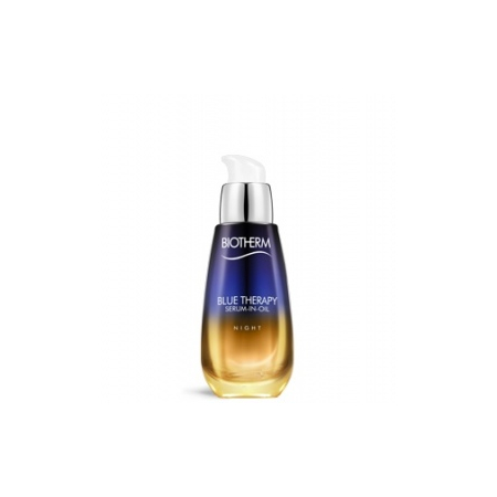 Blue Therapy Serum-in-oil nuit - 30 ml